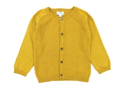 Noa Noa Miniature cardigan ochre yellow
